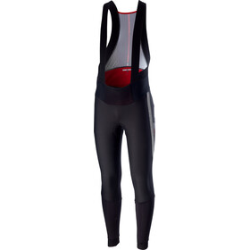 Castelli Sorpasso 2 Wind Bib Tights Men black/reflex